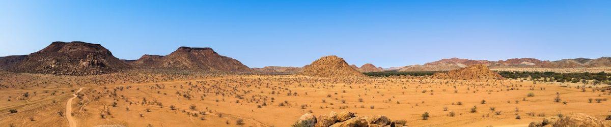 Hilfe für Namibia